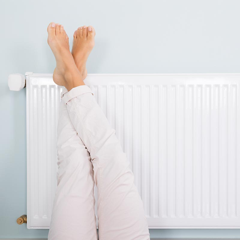 Energiespartipps Gas sparen