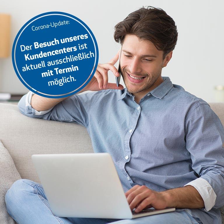Kontakt Kunden Kundencenter